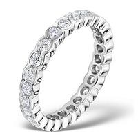 Eternity Ring  Emily Diamond 1.15ct And Platinum